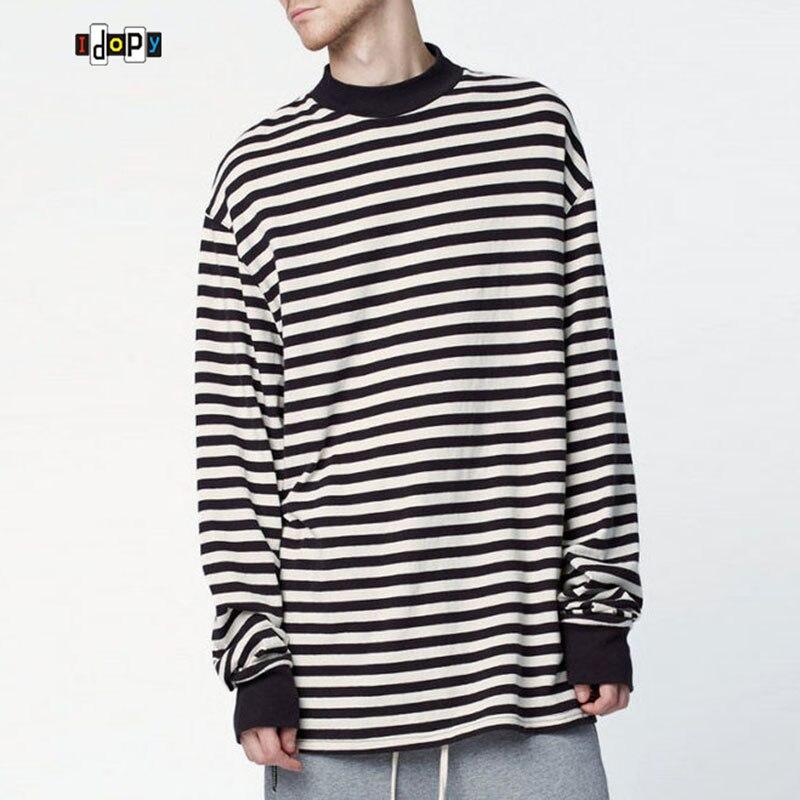 Fashion Men's Oversized Hoodies Plus Size Street White Black ...