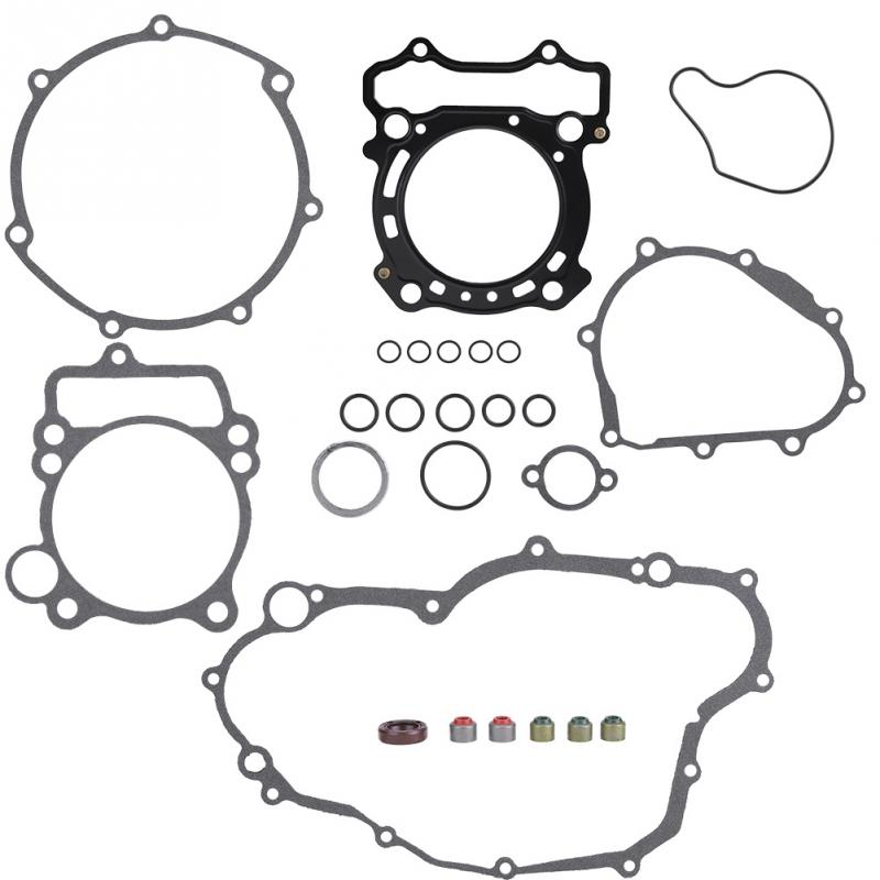 1 Set Motorcycle Complete Gasket Kit Top Bottom End Engine for Yamaha YZ250F 01-13 1321050035 Motorcycle Gasket Kit1 Set Motorcycle Complete Gasket Kit Top Bottom End Engine for Yamaha YZ250F 01-13 1321050035 Motorcycle Gasket Kit