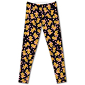 Hot sale sexy fashion cute little yellow duck leggins pants digital printing of leggings-limited for women drop shipping