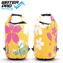 Water Pro 30L Blossom Waterproof Dry Bag Camping Kayaking Snorkeling Diving Boating Surfing
