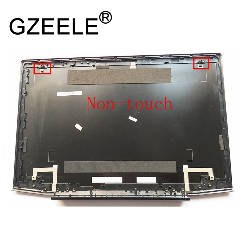 GZEELE new FOR Lenovo Y50 Y50-70 Lcd Rear Lid Top Case Back Cover 15.6 AM14R000400 Non Touch gzeele new for dell precision 17 7710 7720 m7710 m7720 top cover a case switchable lcd back cover n4fg4 0n4fg4 lcd rear lid case