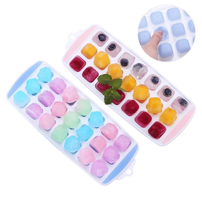 36-Cavity Food grade silicone mold for Ice cube tray, DIY Ice cube maker