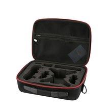 Клюква Водонепроницаемый случае Портативный ЕВА стороны плеча Жесткий сумка Box чемодан для переноски для DJI Spark Drone Quadcopter самолета
