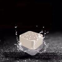 Dbigness Portable Wireless Bluetooth Speaker Metal Portable IPX7 Waterproof Bluetooth Mini Speaker For Outdoor Bass Subwoofer