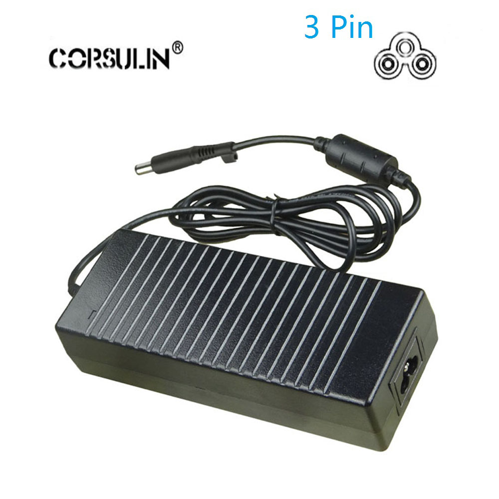 150 w AC Carregador Adaptador Para HP EliteBook 8560 w, 8730 w, 8740 w HSTNN-HA09 TouchSmart 520-1030 PC Desktop QP790 19 v 7.9A 7.4*5.0