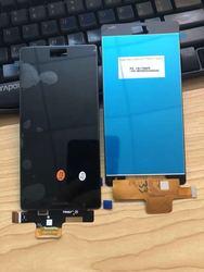 Lcd i dotykowy panel do Philips Xenium x818 panel wyświetlacza dotykowego lcd ekran Digitizer zgromadzenia