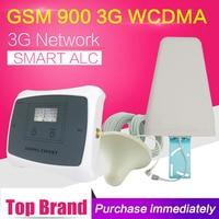 GSM 900 WCDMA 2100 сотовый телефон усилитель сигнала GSM 900 мГц 3G WCDMA 2100 мГц двухдиапазонный сотовый усилитель повторитель антенны + USB кабель