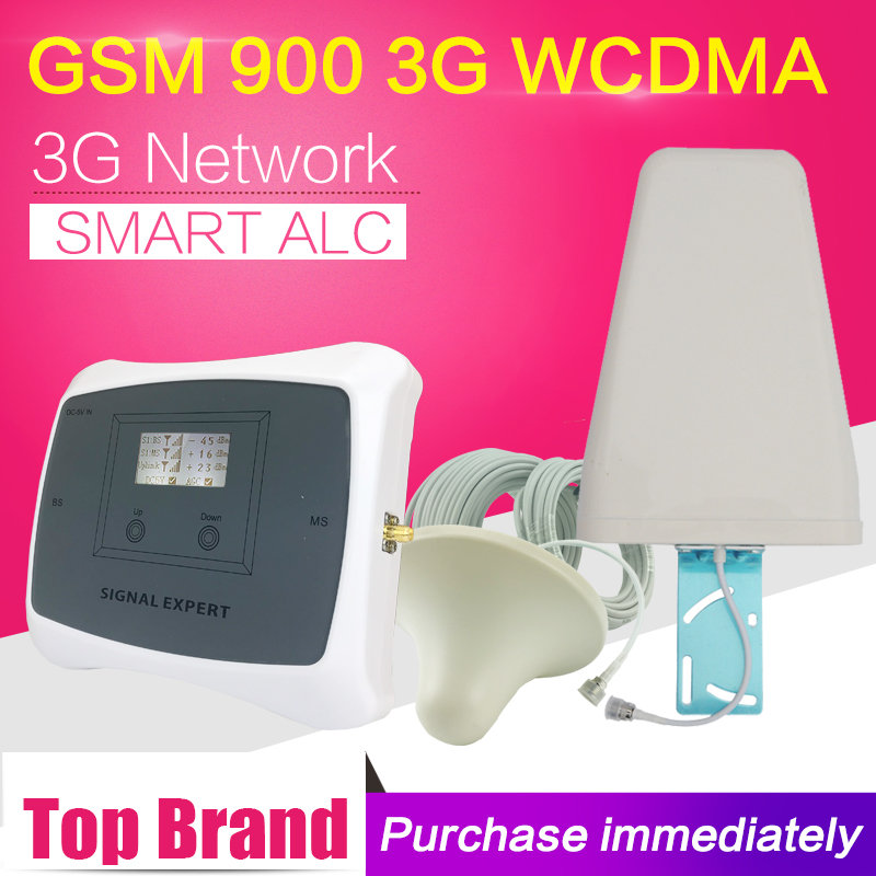 Smart GSM 900 WCDMA 2100 Cell Phone Signal Booster GSM 900mhz 3G WCDMA 2100mhz Dual Band Cellular Amplifier Repeater Antenna Smart GSM 900 WCDMA 2100 Cell Phone Signal Booster GSM 900mhz 3G WCDMA 2100mhz Dual Band Cellular Amplifier Repeater Antenna