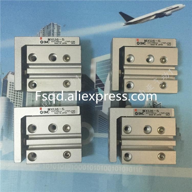 MXU10-5 MXU10-10 MXU10-15 MXU10-20 SMC small precision slide cylinder