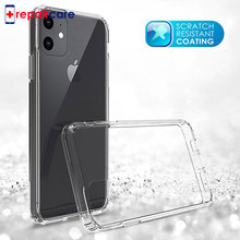 Transparent Silicone TPU soft cover for iPhone XI case 11 Pro MAX 2019 Air Bag New