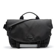 حقيبة كتف عادية حقائب كروسبودي للذكور سعة كبيرة الرجال حقيبة ساع كمبيوتر محمول حقائب السفر