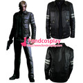 Free Shipping Resident Evil Damnation Leon S Kennedy Jacket Coat Movie Cosplay Costume