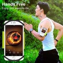 купить IKINHO Ultra Thin Running Armband for iPhone/Samsung/Google Breathable Lightweight Sport Armband Ideal for Cycling Hiking Gym дешево