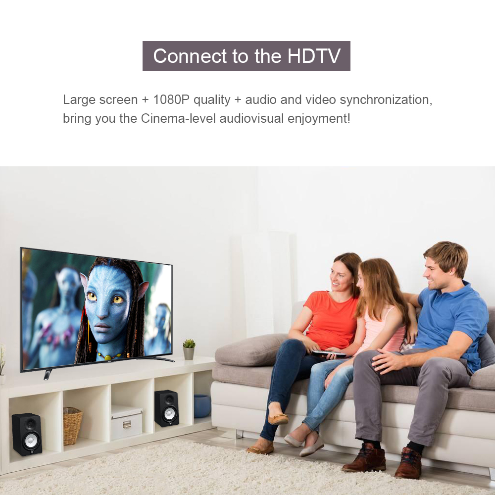 Connect-to-the-HDTV
