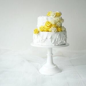 Image 5 - SWEETGO Grand Baker Đế Bánh 10 Inch Cho Bàn Cưới Có Thể Điều Chỉnh Chiều Cao Fondant Bánh Cupcake Màn Hình Phụ Kiện Đảng Máy Nướng