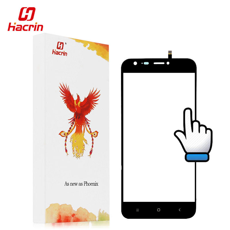 Ulefone S7 Touch screen + Tools Set Gift Digitizer Glass Panel Assembly Replacement For Ulefone S7 mobile phone - Hacrin