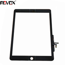 RLGVQDX Touch Screen Digitizer Replacement A1474 A1475 A1476 For Ipad Air 1 For Ipad 5 TP Glass Screen Front Glass все цены