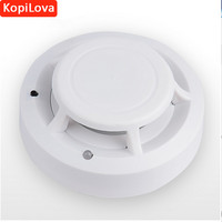 Standalone Smoke Alarm Fire Protection 433 Mhz 315 Mhz Smoke Detector Fire Sensor Home Security System