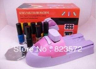 free shipping  14pcs/set  Nail art stamping /nail art machine /nail art printer /nail art painter fsp150 3ps01 r hsl32 3l02 lcd lcd power board used and tested