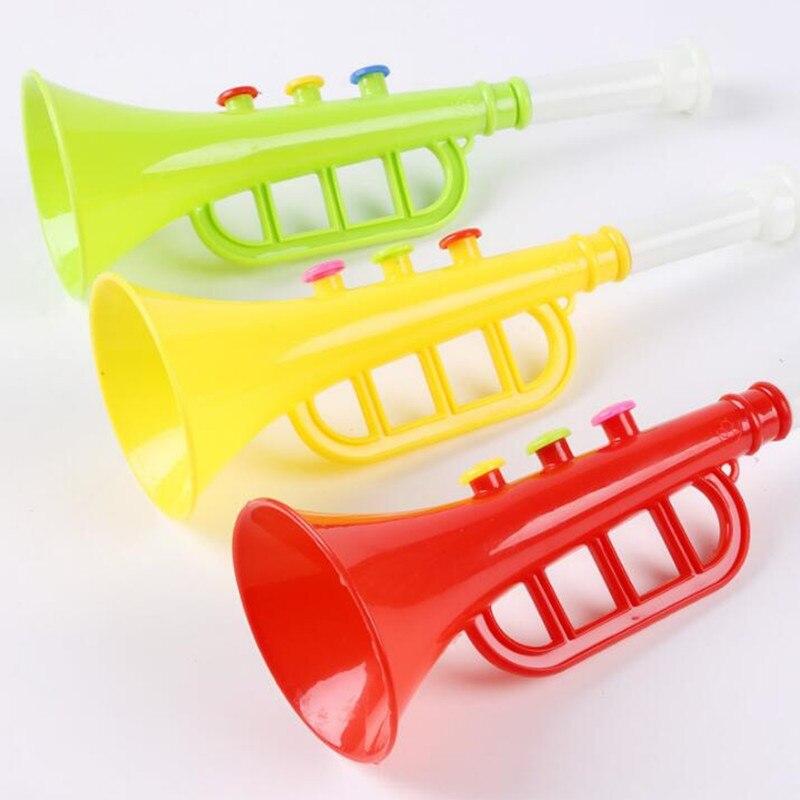 Dedicated Kids Kinderen Hoorn Trompet Noise Maker Kleuterschool Educatief Speelgoed Match Juichen Props Verjaardagsfeestje Gunst Kerst Het Voeden Van Bloed En Het Aanpassen Van De Geest