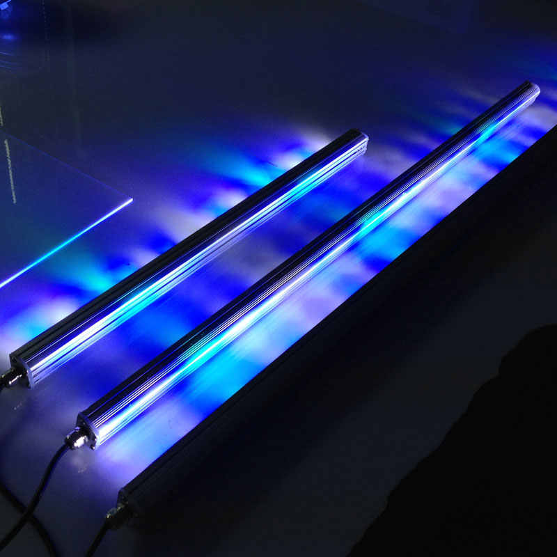 54w 81w 108w Led Light Strip Waterproof Ip65 Led Aquarium Light Bar For Reef Coral Growth Fish Tank Lamp Led Lighting For Home