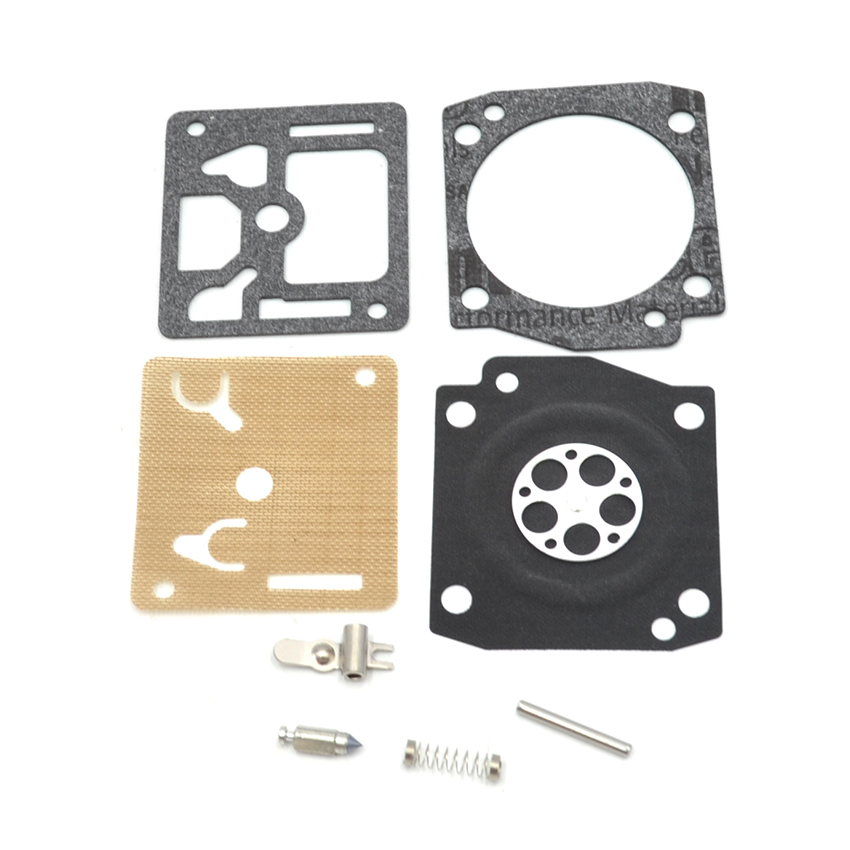5SET RB-60 Zama Carburetor Rebuild Repair Kit For Husqvarna 362 365 372 371 Jonsered 2065 2165 carburetor carb rebuild kit zama rb 42 for stihl 08 070 090 ts350 ts360 tillotson rk 83hl