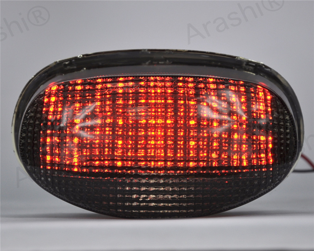 Taillight For Triumph Daytona Speed Four TT600 TT 600 LED Turn Signals Brake Tail Light Motorcycle 2000 2001 2002 2003 2004