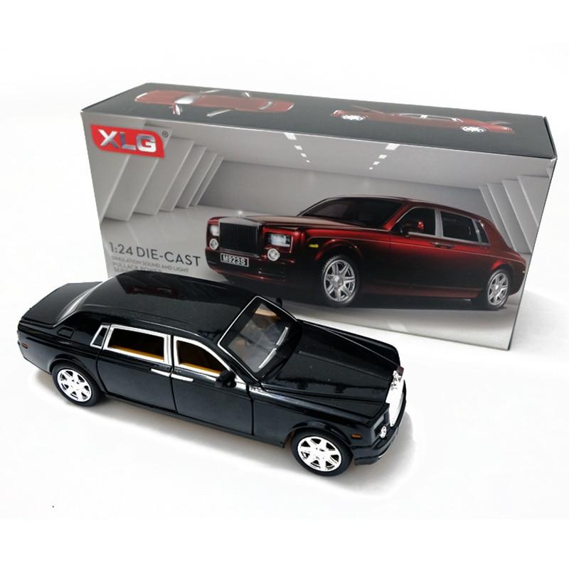 Rolls Royce Phantom Model Car with Sound and Lights 6