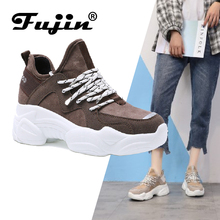 FUJIN Brand 2019 Fashion Women Shoes Sneakers Casual Female Spring Autumn Summer Comfortable for