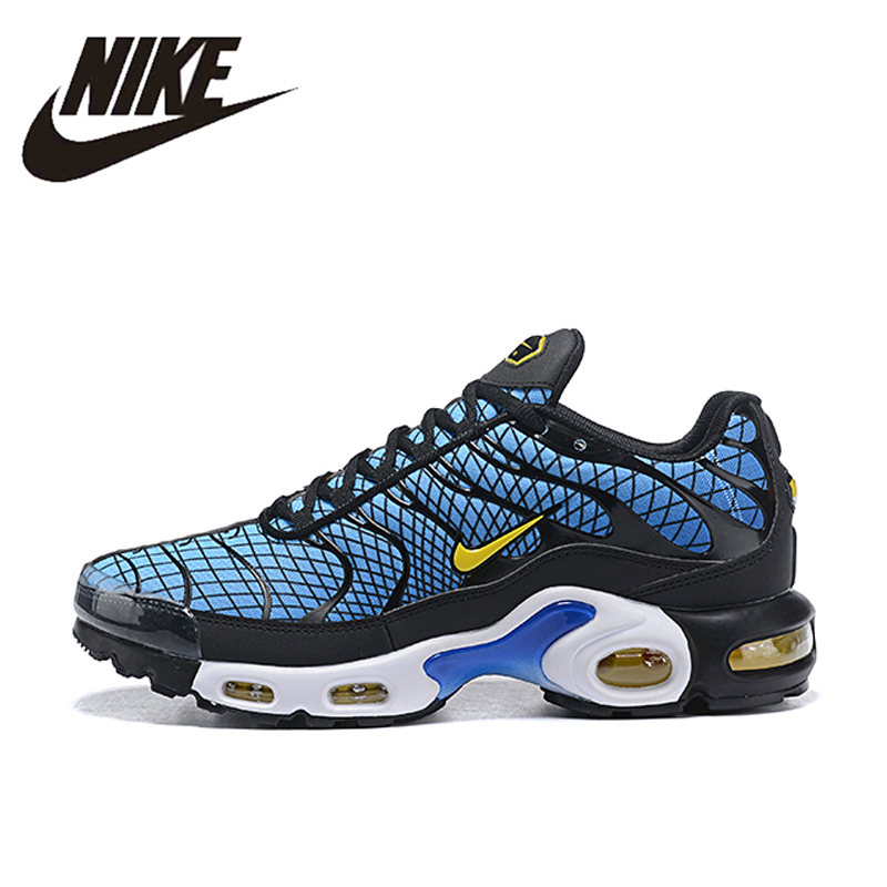 Nike Air Max Plus SE Shark Running Shoes for Men Sneakers Sport Outdoor Jogging Athletic EUR Size(China)