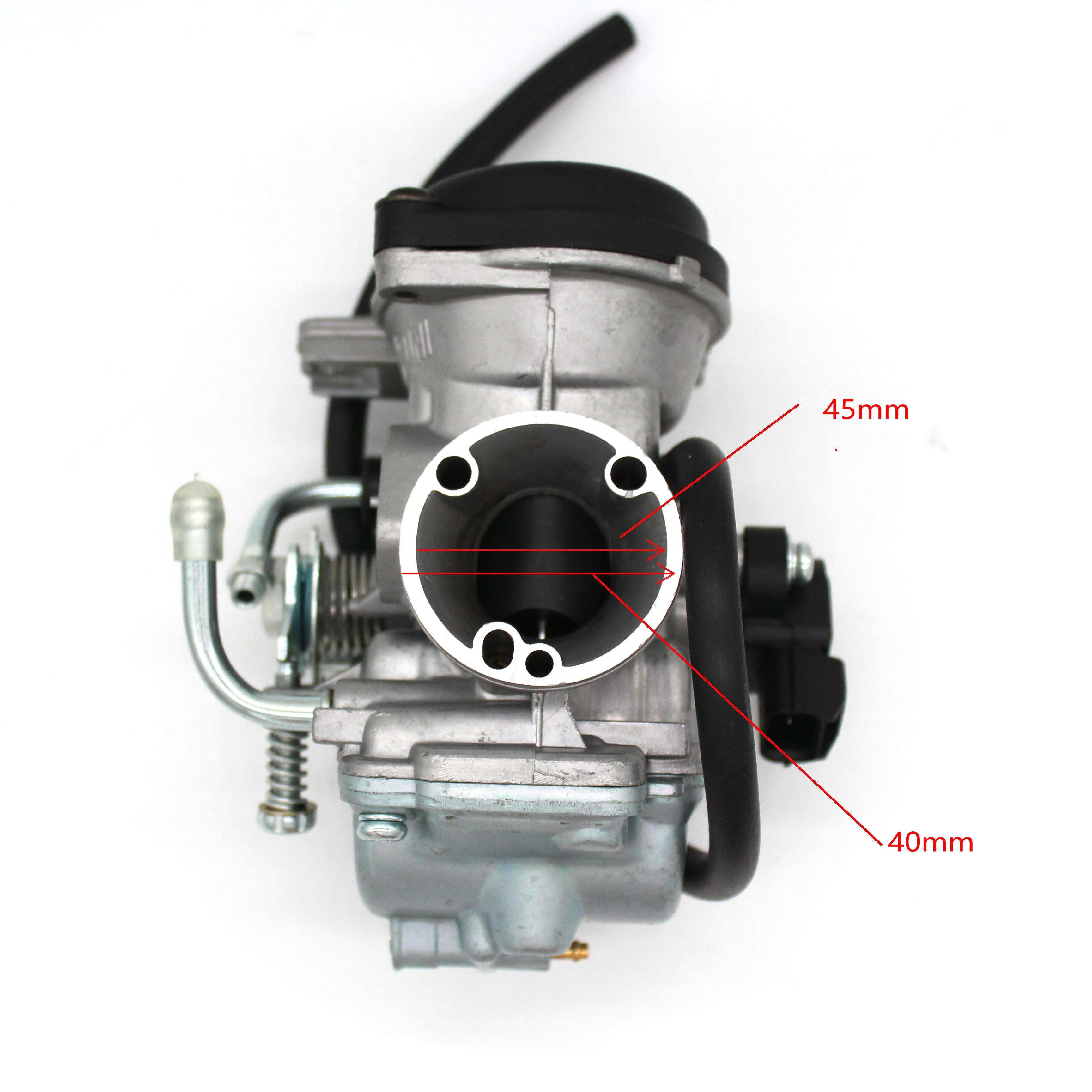 Carburateur pour Suzuki LT50 LT50 JR50 Quadrunner ATV moto Carb
