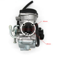 Motorcycle Carburetor For Yamaha FZ16 Byson FSZ FAZER 150 For India Carb Motocycle Parts