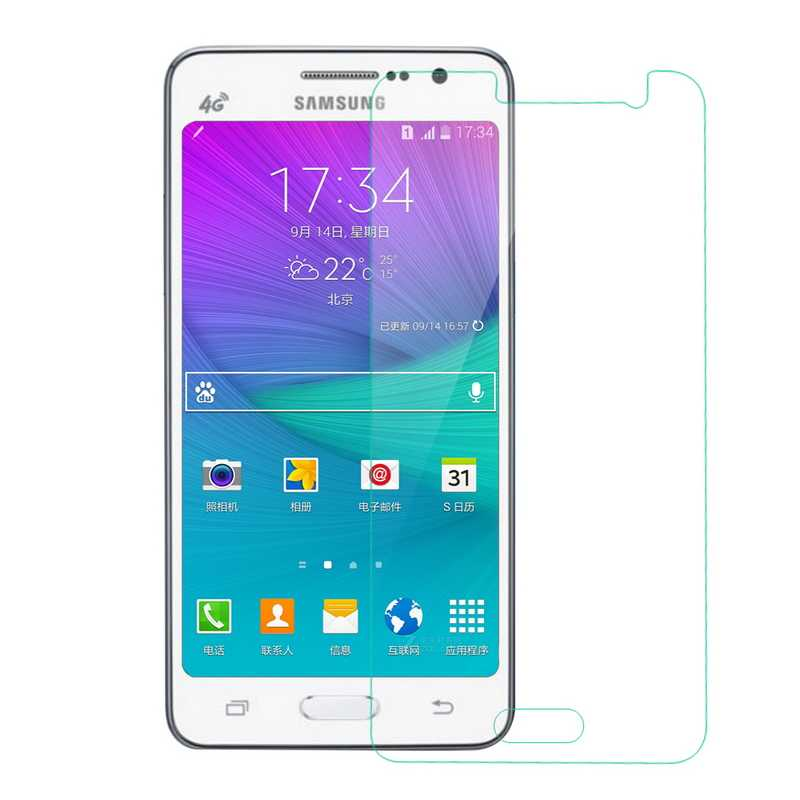 9H Tempered Glass For Samsung Galaxy S2 S3 S4 S5 Mini S6 A3 A5 J1 J5 G530 G360 S7562 i9082 Note 3 4 5 Screen Protector Film Case