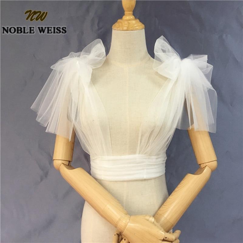new wedding bolero shoulder straps bridal accessories  shrugs for women mariage