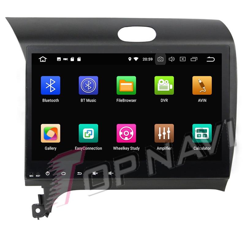 android car radio gps For KIA K3 2014