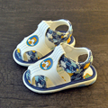 Descalzo Bebé Zapatos Scarpette Neonata Botas Botines de Verano Primeros Caminante Del Bebé Niñas Zapatos de Polo Para la Pequeña Calzado 703190