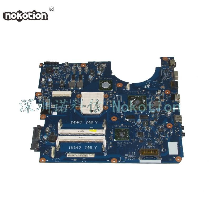 NOKOTION BA92-06014A BA92-06014B BREMEN-D laptop motherboard For samsung NP-R525 R525 DDR2  BA92-06013B BA92-06013A free cpu nokotion for samsung r60 plus laptop motherboard np r60y ba92 04772a rs600me sb600 radeon xpress 1250 ddr2