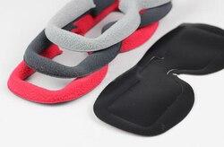FatShark Video Glasses Light-leakage Prevent Pad Leather/Velvet Sponge Foam Pad for FPV Goggles HDO HD2 HD3 V3