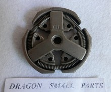 CLUTCH ASSEMBLY FOR ZENOAH G3800 3800 2 STROKE 38CC CHAINSAW  SHOES SPRINGS ASSY OD 65MM X HOLE DIA. 7MM X Ht. 10mm