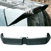 Carbon Fiber Roof Spoilers VW Golf 7 Oettinger Style Carbon Rear Spoiler Auto Spoyler Trunk Decoration