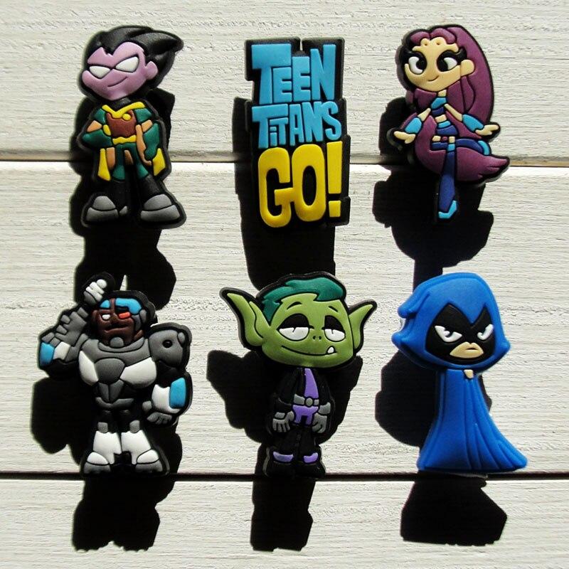 Teen Titans Go Decorations