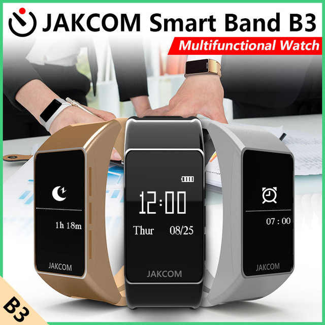 Jakcom B3 Smart Watch New Product Of Smart Electronics Accessories As Vivofit Mi Watch 2 Color Accesorios Tomtom