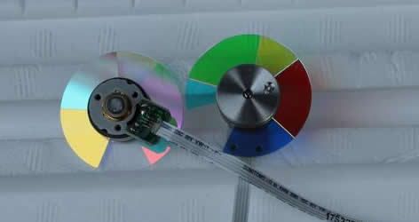 ФОТО Projector Color Wheel For OPTOMA H78