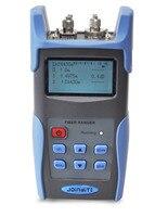 Optical Fiber Ranger 60KM OTDR Principle Tester Meter JW3304A FTTx Network Fiber Optic FTTH Tool Kit