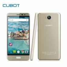 Cubot GUÉPARD 2 5.5 pouce 4G Mobile Téléphone 3G + 32G Android 6.0 MTK6753 Octa base Smartphone 13.0MP + 8.0MP 3000 mAh OTG Téléphone Portable