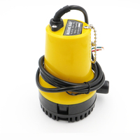 12V 24V 50W DC Bilge Pump Electric for Boats Accessories marin BL2512N BL2524N submersible water pump solar panel submersible