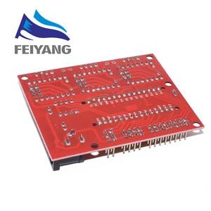 Image 2 - New CNC Shield V4 shield v3 Engraving Machine / 3D Printer / A4988 Driver Expansion Board for arduino Diy Kit