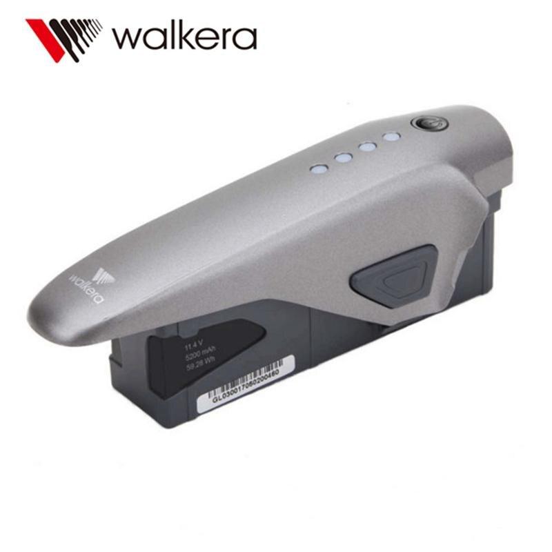 Walkera VITUS 320 battery Spare Parts 11.4V 5200mAh 3S Intelligent Flight Lipo Battery for RC 4K Camera Drone Accessories D30