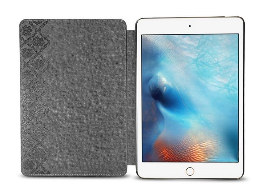 gray mosiso ipad pro 9.7 inch case