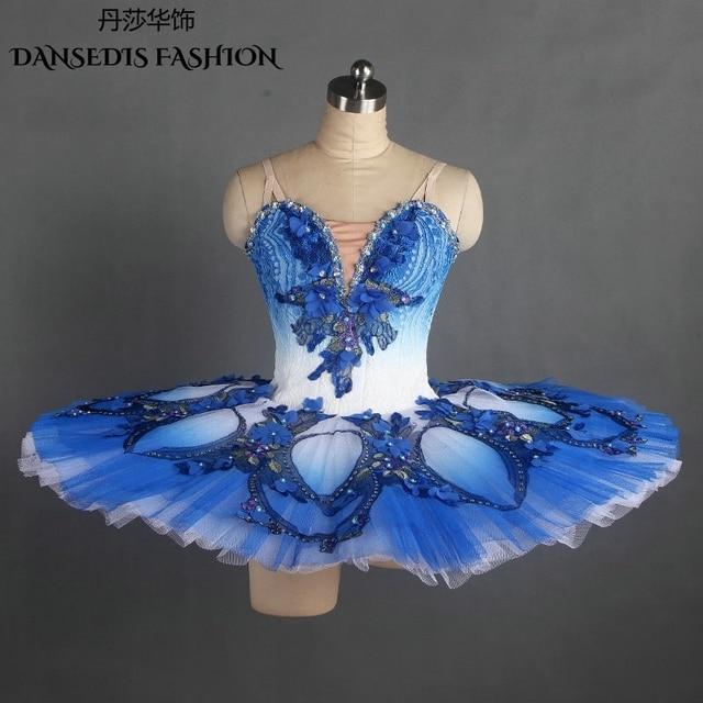 1e4f5a35f Newest Blue Classical Platter Ballet Tutu